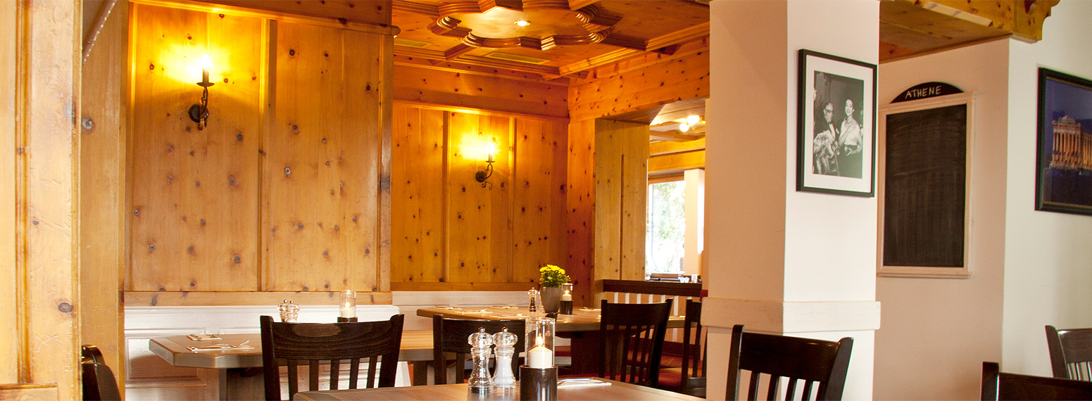 Innenaufnahmen Restaurant