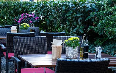 Restaurantterrasse München