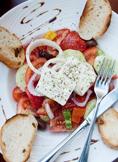 griechischer Salat Athene