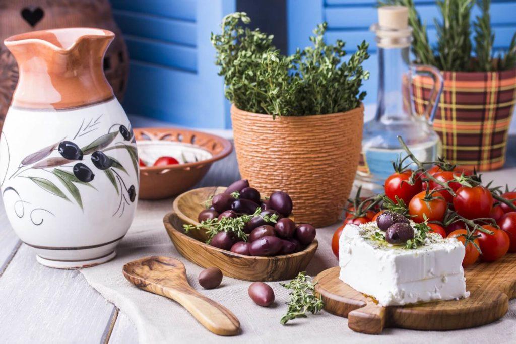 Guter Grieche München Restaurant Athene