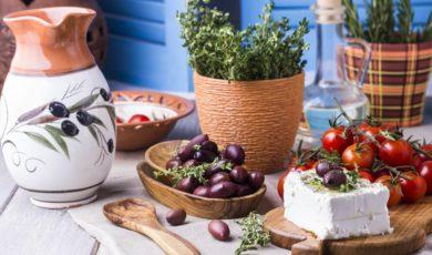 Griechische Spezialitäten für Feinschmecker