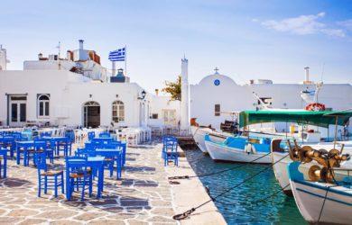 Betriebsferien in Griechenland